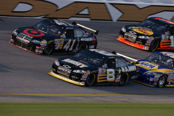 Mark Martin, Reed Sorenson, Michael Waltrip and Martin Truex Jr.