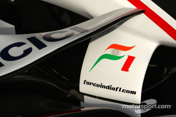 Police visited Force India at Nurburgring