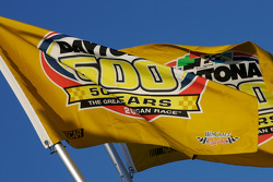 Flags at Daytona International Speedway