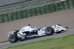 Christian Klien, BMW Sauber F1 Team, F1.08