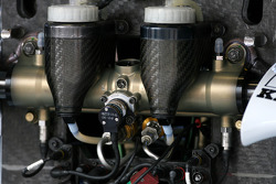 Force India VJM01 mechanic detail