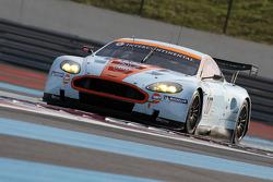#007 Aston Martin Racing Aston Martin DBR9: David Brabham