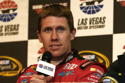 Press conference: race winner Carl Edwards