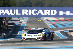 #50 Larbre Competition Saleen S7R - Ford: David Halliday, Dino Lunardi, Fréderic Makowiecki