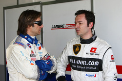 David Halliday and Christophe Bouchut