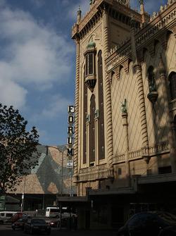 Visit of Melbourne