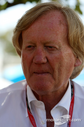 Ron Walker, Australian Grand Prix Corporation Chairman