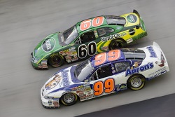 David Reutimann and Carl Edwards