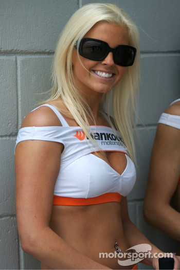 A lovely Hankook girl