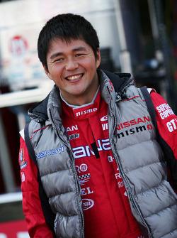 #23 Xanavi Nismo GT-R: Satoshi Motoyama