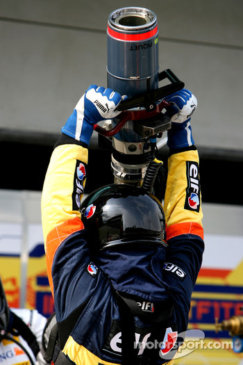 Renault F1 Team, Refueller