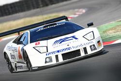 #8 Reiter Engineering Lamborghini Murcielago: Peter Kox, Roman Rusinov