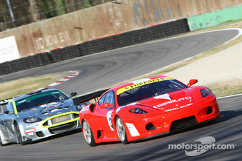 Kessel Racing Ferrari 430 GT3: Paul Warren