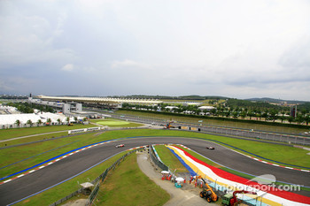 General View of Turn 2
