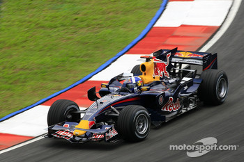 David Coulthard (Red Bull Racing)