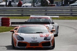 GT3 Lamborghini Gallardo: Oliver Moreley and Tom Ferrier