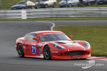 GT4 Ginetta G50: Ian Stinton and Neil Clark