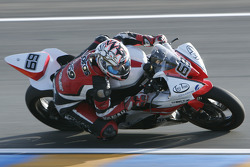 Julien Enjolras, Yamaha YZF R6