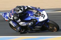 Adrien Ganfornina, Yamaha YZF R1