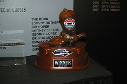 Samsung 500 Boot Trophy