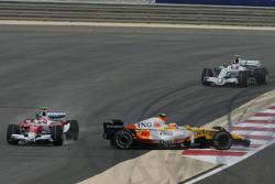 Nelson A. Piquet, Renault F1 Team, R28, spins