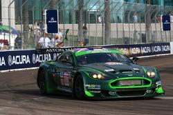 #007 Drayson - Barwell Aston Martin DBRS 9: Paul Drayson, Jonny Cocker
