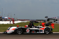 #37 Intersport Racing Lola B06/10 AER: Jon Field, Clint Field, Richard Berry