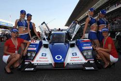 Charouz Racing girls