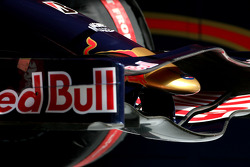 Toro Rosso STR03 front wing detail