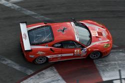#48 Corsa Motorsports Ferrari F430 GT: Gunnar Jeannette, Johnny Mowlem