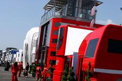 F1 Paddock