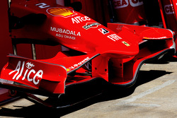 Scuderia Ferrari, nose detail