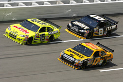 Matt Kenseth, Paul Menard and Aric Almirola