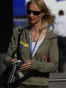 Sonia Irvine, Driver Physio
