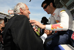 Mark Webber, Red Bull Racing, Dietrich Mateschitz, Owner of Red Bull