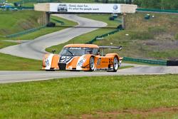#47 Doran Racing Ford Dallara: Burt Frisselle, Gabriele Gardel