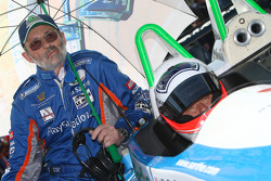 Henri Pescarolo and Emmanuel Collard