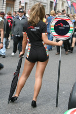 A1 GP grid girls