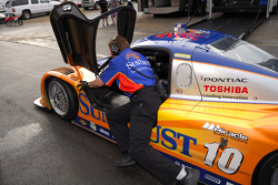 SunTrust Racing Pontiac Dallara