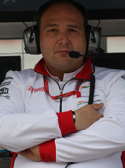 Colin Kolles, Force India F1 Team, Team Principal