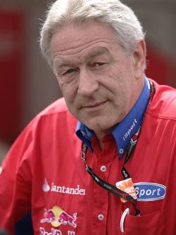 Paul Jackson iSport International Team principal