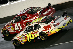 Reed Sorenson and Greg Biffle