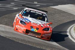 #134 Mathol Racing Honda S2000 GT: Matthias Holle, Wolfgang Weber, Uwe Nittel