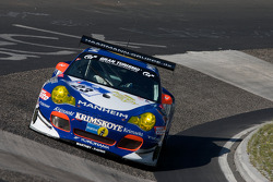 #23 Manthey Racing Porsche 911 GT3-MR: Armin Hahne, Christian Haarmann, Jochen Krumbach, Pierre Kaffer