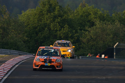 #158 Ford Fiesta Cup: Hans Georg Ströter, Manfred Anspann, Christoph Knour