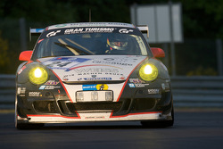 #24 Wochenspiegel Team Manthey Porsche 911 GT3: Georg Weiss, Peter-Paul Pietsch, Michael Jacobs, Dieter Schornstein