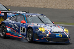 #50 Juniper Racing Porsche 997 RSR: Shaun Juniper, Max Twigg, Boris Said
