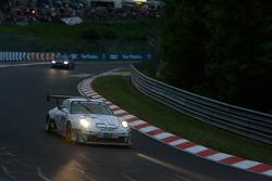 #9 steam-racing GmbH Porsche 997 GT3 RS: Michael Schratz, Johannes Siegler, Jochen Herbst, Leo Löwenstein