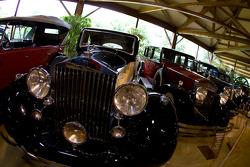 Rolls-Royce Phantom III detail