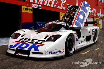 #45 G&A Racing Mosler MT 900 R: Guino Kenis, Chris Mattheus